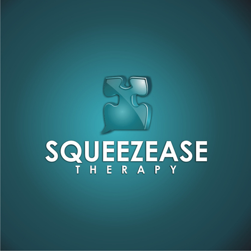 Logo Design by lestari17 - Entry No. 63 in the Logo Design Contest Fun Logo Design for Squeezease Therapy.