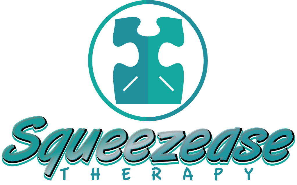 Logo Design by stormbighit - Entry No. 67 in the Logo Design Contest Fun Logo Design for Squeezease Therapy.