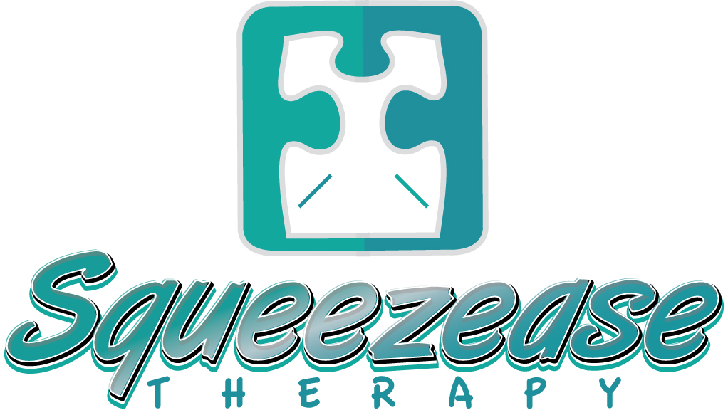 Logo Design by stormbighit - Entry No. 68 in the Logo Design Contest Fun Logo Design for Squeezease Therapy.