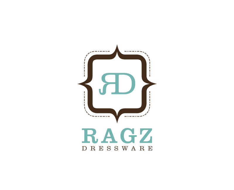 Logo Design by Erik - Entry No. 271 in the Logo Design Contest Ragz Dressware.