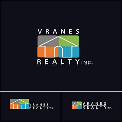 Logo Design by joway - Entry No. 8 in the Logo Design Contest Logo Design Needed for Exciting New Company Vranes Realty Inc..