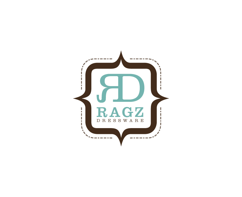 Logo Design by Erik - Entry No. 272 in the Logo Design Contest Ragz Dressware.
