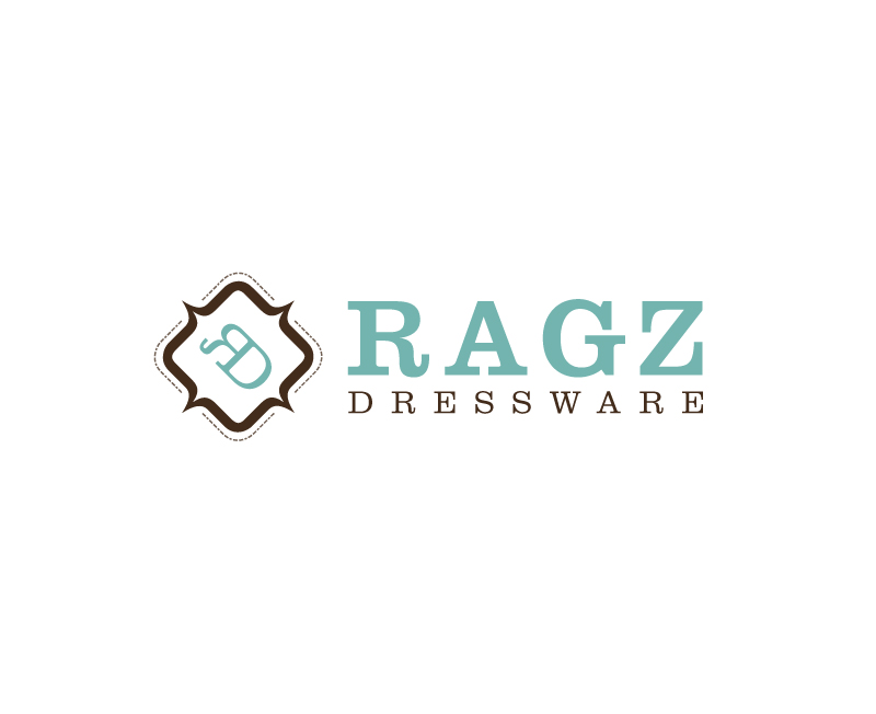 Logo Design by Erik - Entry No. 273 in the Logo Design Contest Ragz Dressware.