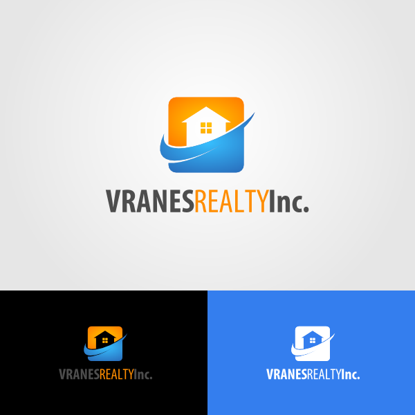 Logo Design by Joseph Vebra - Entry No. 13 in the Logo Design Contest Logo Design Needed for Exciting New Company Vranes Realty Inc..