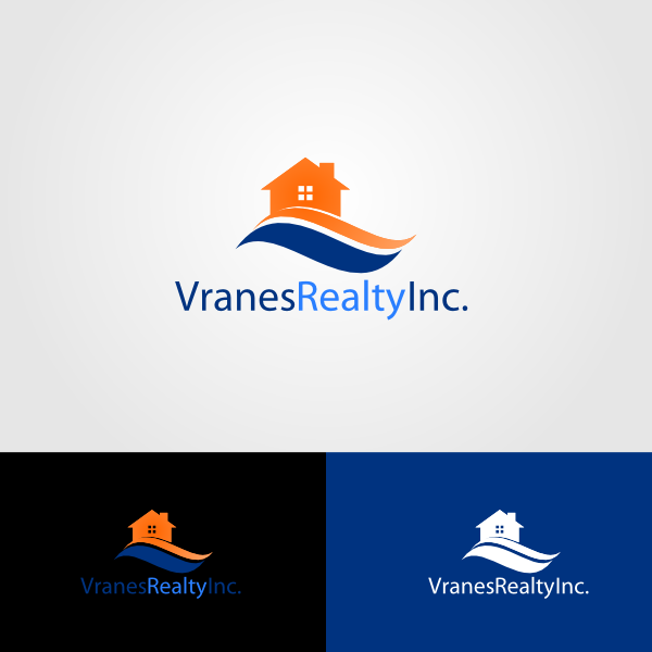 Logo Design by Joseph Vebra - Entry No. 14 in the Logo Design Contest Logo Design Needed for Exciting New Company Vranes Realty Inc..