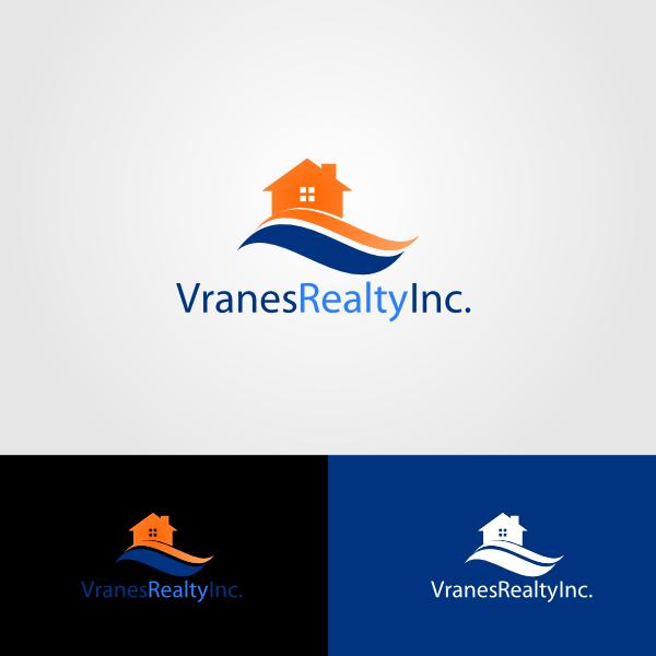 Logo Design by Joseph Vebra - Entry No. 14 in the Logo Design Contest Logo Design Needed for Exciting New Company Vranes Realty Inc..