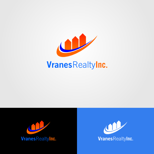 Logo Design by Joseph Vebra - Entry No. 16 in the Logo Design Contest Logo Design Needed for Exciting New Company Vranes Realty Inc..