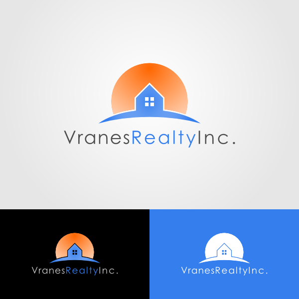 Logo Design by Joseph Vebra - Entry No. 17 in the Logo Design Contest Logo Design Needed for Exciting New Company Vranes Realty Inc..