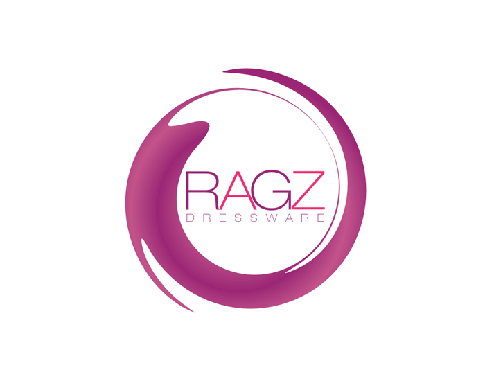 Logo Design by Ifan Afandie - Entry No. 274 in the Logo Design Contest Ragz Dressware.