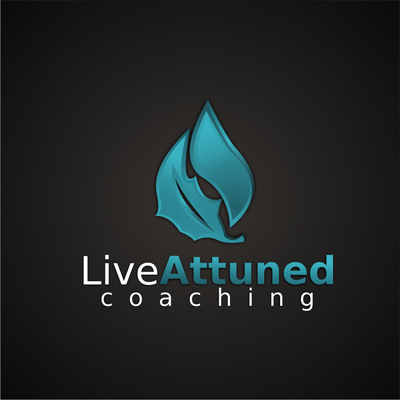 Logo Design by lestari17 - Entry No. 10 in the Logo Design Contest New Logo Design for Live Attuned.