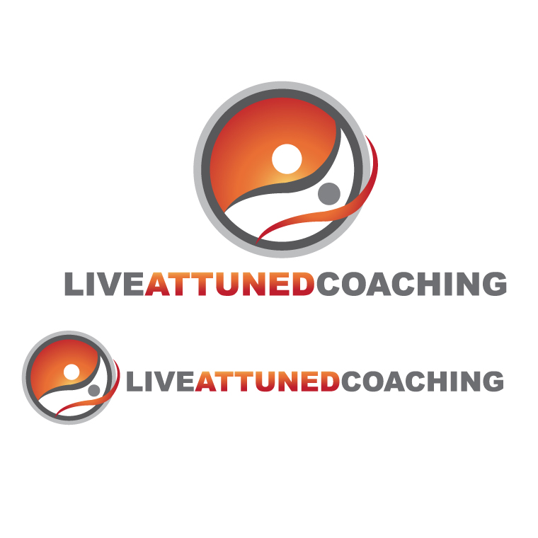 Logo Design by stormbighit - Entry No. 12 in the Logo Design Contest New Logo Design for Live Attuned.