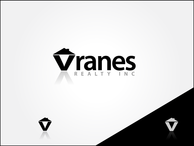 Logo Design by umxca - Entry No. 22 in the Logo Design Contest Logo Design Needed for Exciting New Company Vranes Realty Inc..