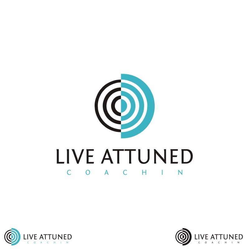 Logo Design by Private User - Entry No. 17 in the Logo Design Contest New Logo Design for Live Attuned.