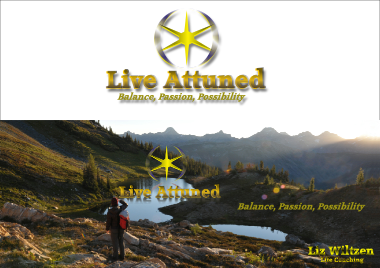 Logo Design by Heri Susanto - Entry No. 18 in the Logo Design Contest New Logo Design for Live Attuned.