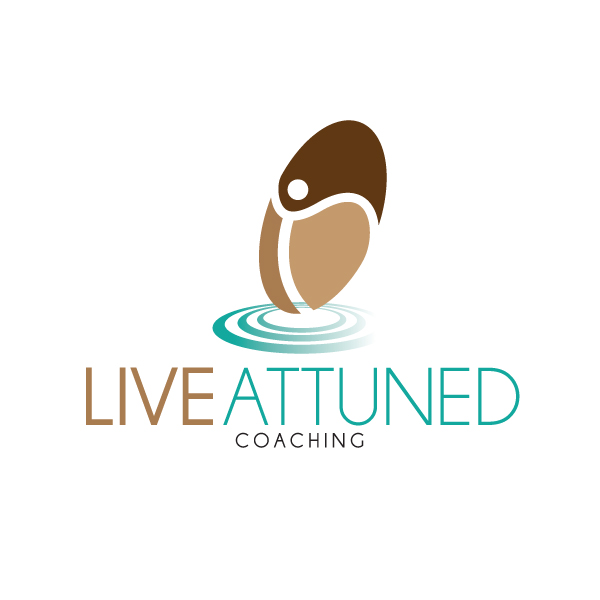 Logo Design by storm - Entry No. 26 in the Logo Design Contest New Logo Design for Live Attuned.