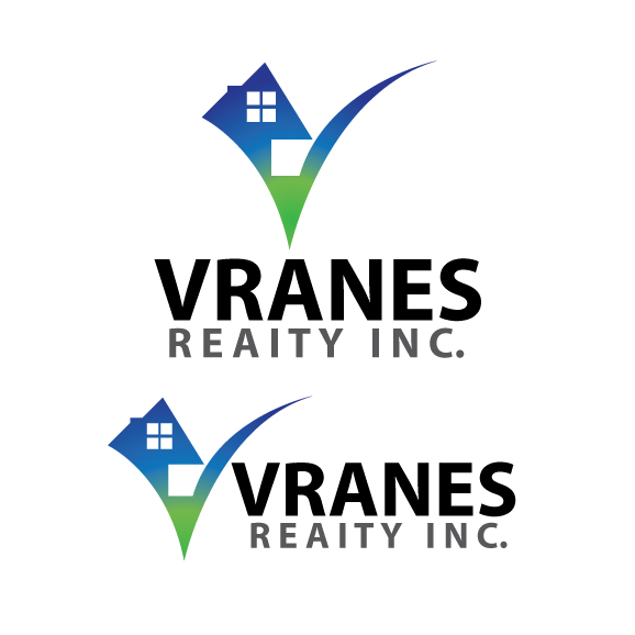 Logo Design by stormbighit - Entry No. 24 in the Logo Design Contest Logo Design Needed for Exciting New Company Vranes Realty Inc..