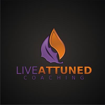 Logo Design by lestari17 - Entry No. 31 in the Logo Design Contest New Logo Design for Live Attuned.