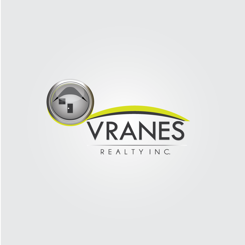Logo Design by moonflower - Entry No. 28 in the Logo Design Contest Logo Design Needed for Exciting New Company Vranes Realty Inc..