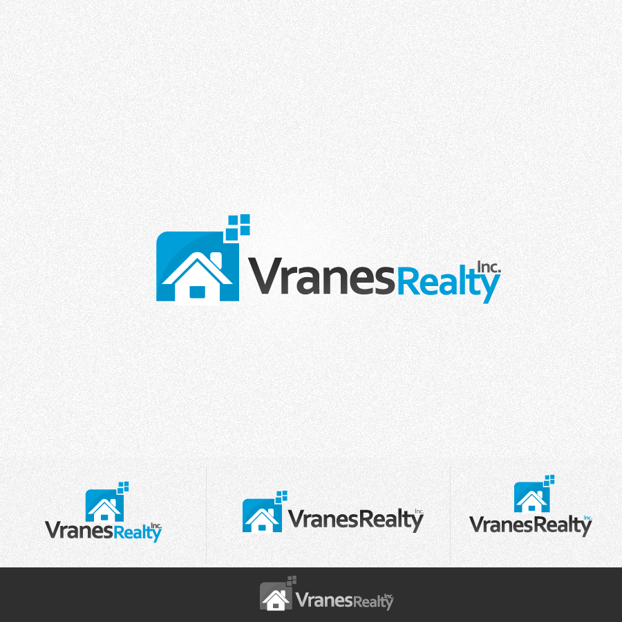 Logo Design by rockpinoy - Entry No. 35 in the Logo Design Contest Logo Design Needed for Exciting New Company Vranes Realty Inc..