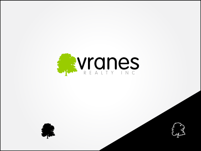Logo Design by umxca - Entry No. 38 in the Logo Design Contest Logo Design Needed for Exciting New Company Vranes Realty Inc..