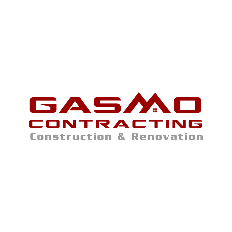 Logo Design by Rudy - Entry No. 1 in the Logo Design Contest Professional Logo Design for Gasmo Contracting.
