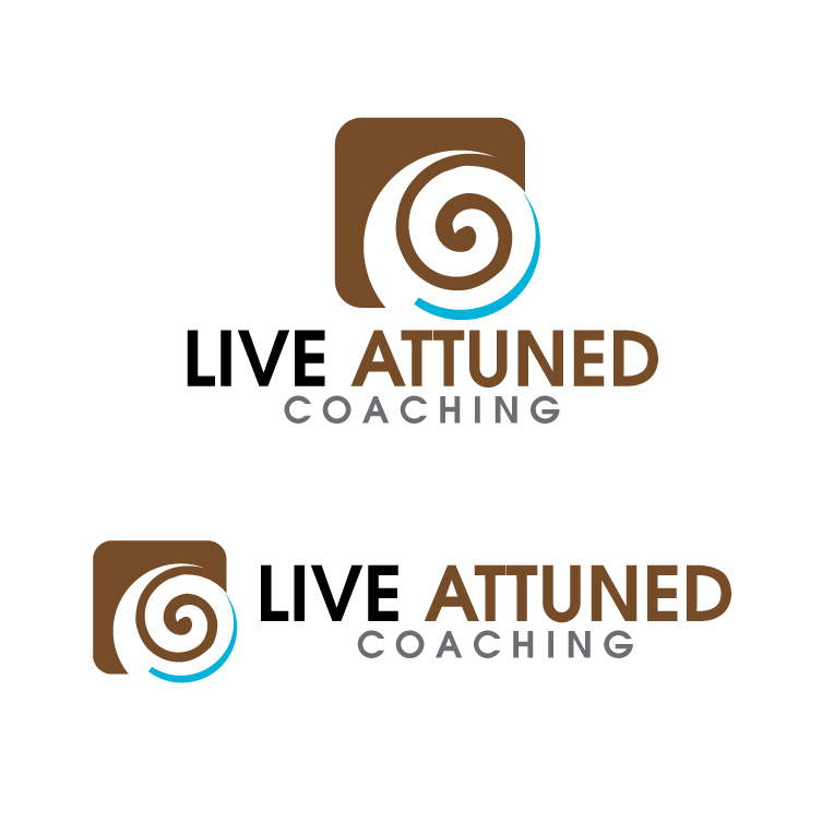 Logo Design by stormbighit - Entry No. 38 in the Logo Design Contest New Logo Design for Live Attuned.