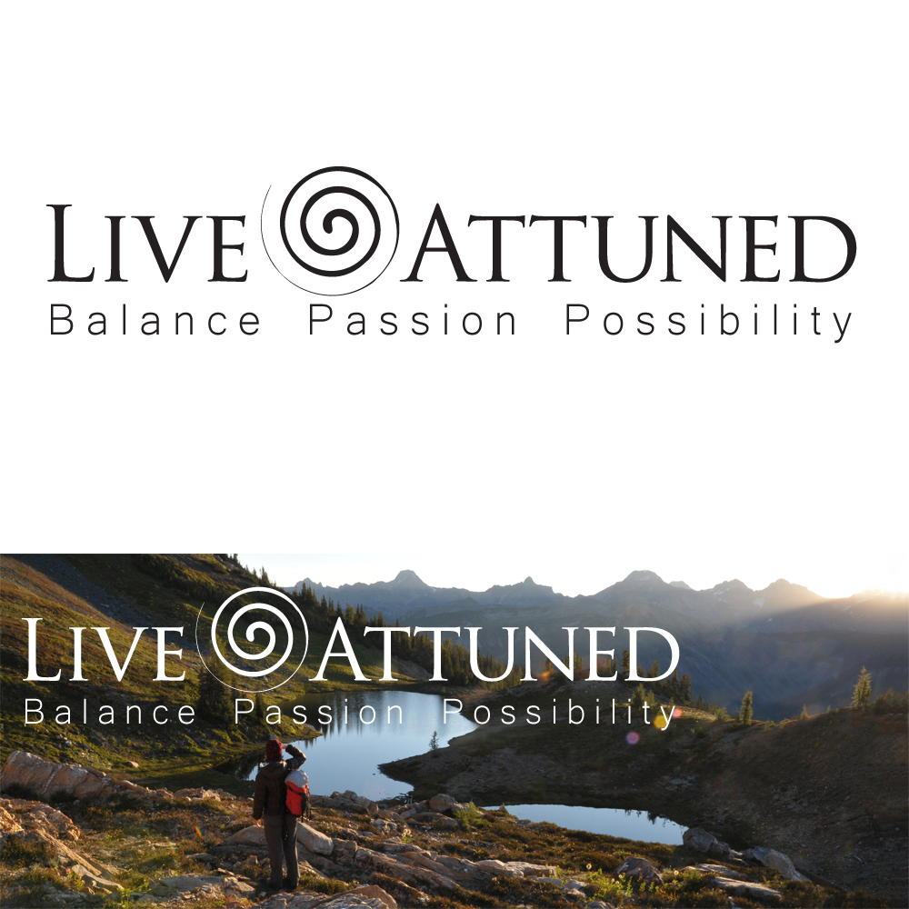 Logo Design by caseofdesign - Entry No. 43 in the Logo Design Contest New Logo Design for Live Attuned.