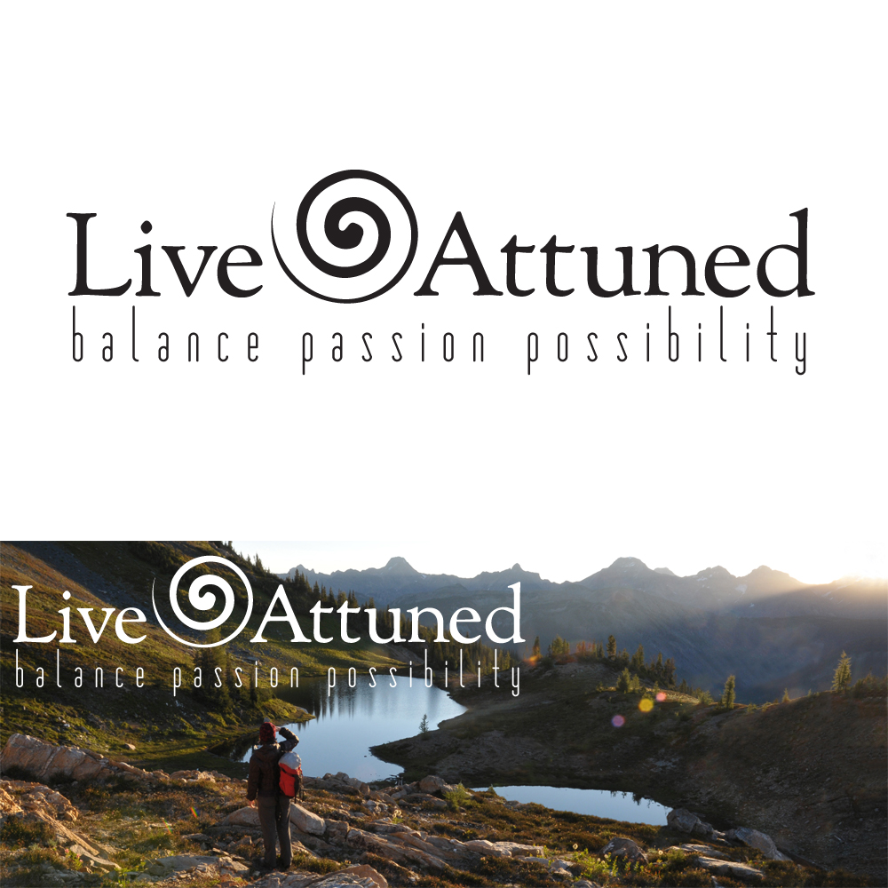 Logo Design by caseofdesign - Entry No. 44 in the Logo Design Contest New Logo Design for Live Attuned.