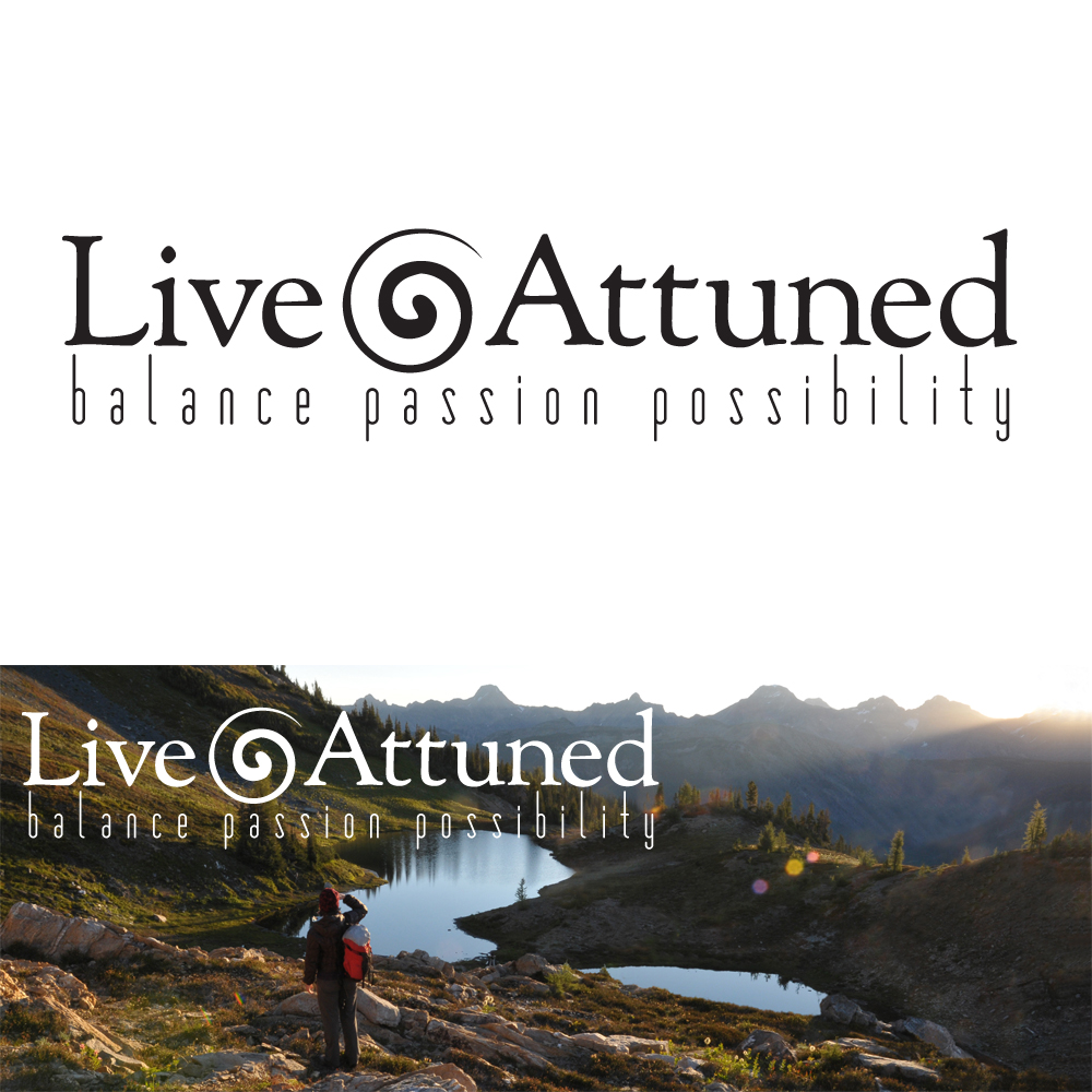 Logo Design by caseofdesign - Entry No. 45 in the Logo Design Contest New Logo Design for Live Attuned.