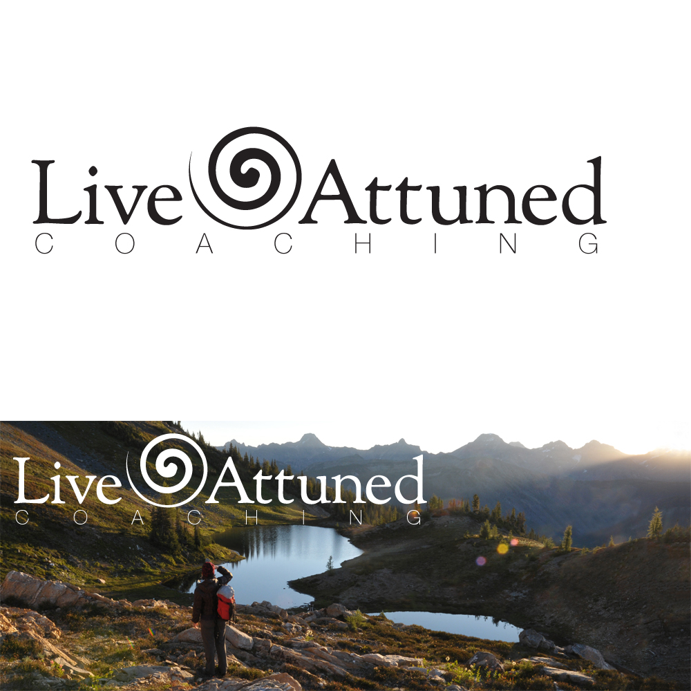 Logo Design by caseofdesign - Entry No. 46 in the Logo Design Contest New Logo Design for Live Attuned.