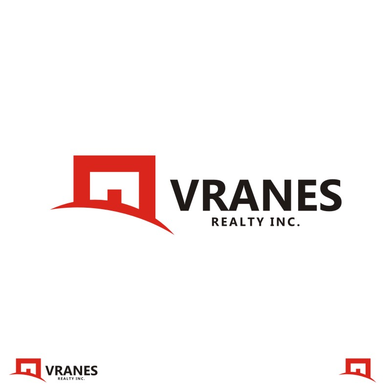 Logo Design by Private User - Entry No. 48 in the Logo Design Contest Logo Design Needed for Exciting New Company Vranes Realty Inc..