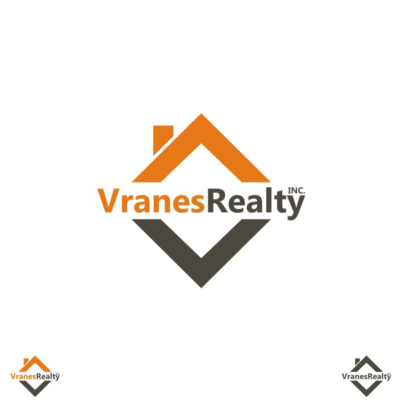 Logo Design by Private User - Entry No. 49 in the Logo Design Contest Logo Design Needed for Exciting New Company Vranes Realty Inc..