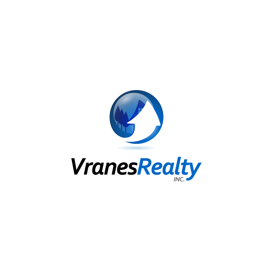 Logo Design by zesthar - Entry No. 57 in the Logo Design Contest Logo Design Needed for Exciting New Company Vranes Realty Inc..