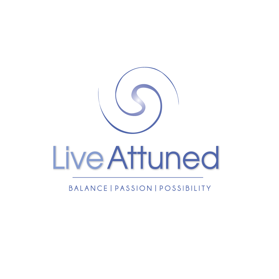 Logo Design by moonflower - Entry No. 52 in the Logo Design Contest New Logo Design for Live Attuned.