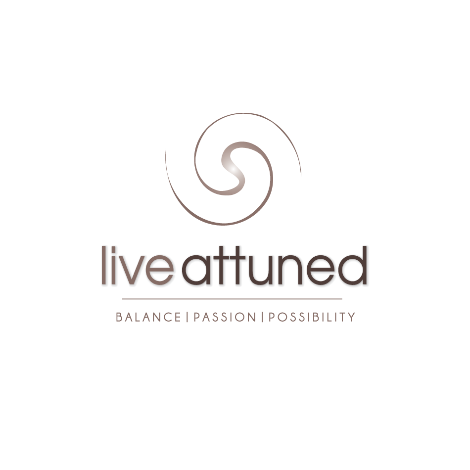 Logo Design by moonflower - Entry No. 54 in the Logo Design Contest New Logo Design for Live Attuned.
