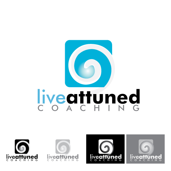 Logo Design by stormbighit - Entry No. 57 in the Logo Design Contest New Logo Design for Live Attuned.