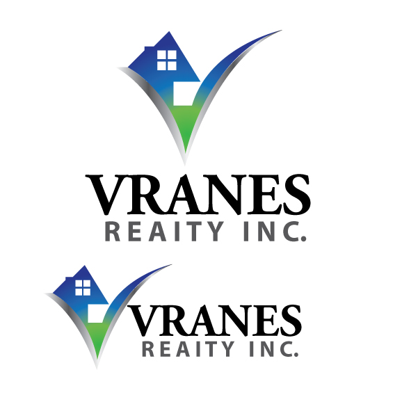 Logo Design by stormbighit - Entry No. 65 in the Logo Design Contest Logo Design Needed for Exciting New Company Vranes Realty Inc..