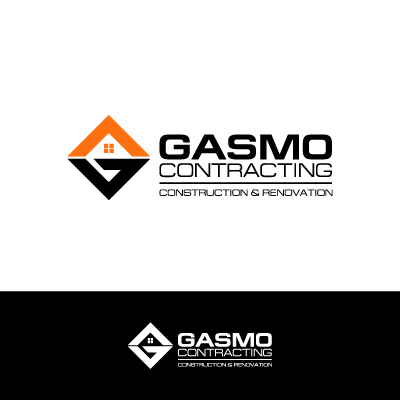 Logo Design by dermawan - Entry No. 4 in the Logo Design Contest Professional Logo Design for Gasmo Contracting.