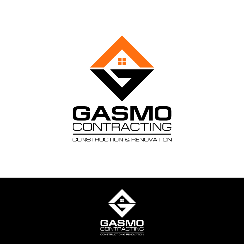 Logo Design by dermawan - Entry No. 5 in the Logo Design Contest Professional Logo Design for Gasmo Contracting.