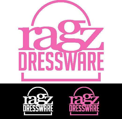 Logo Design by Raul - Entry No. 292 in the Logo Design Contest Ragz Dressware.