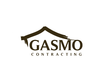 Logo Design by GreenIdeas - Entry No. 8 in the Logo Design Contest Professional Logo Design for Gasmo Contracting.