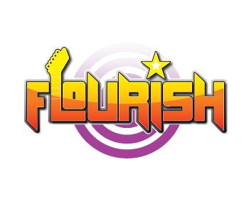 Logo Design by Desine_Guy - Entry No. 16 in the Logo Design Contest Flourish.