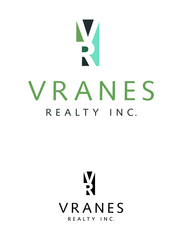 Logo Design by rachna - Entry No. 75 in the Logo Design Contest Logo Design Needed for Exciting New Company Vranes Realty Inc..