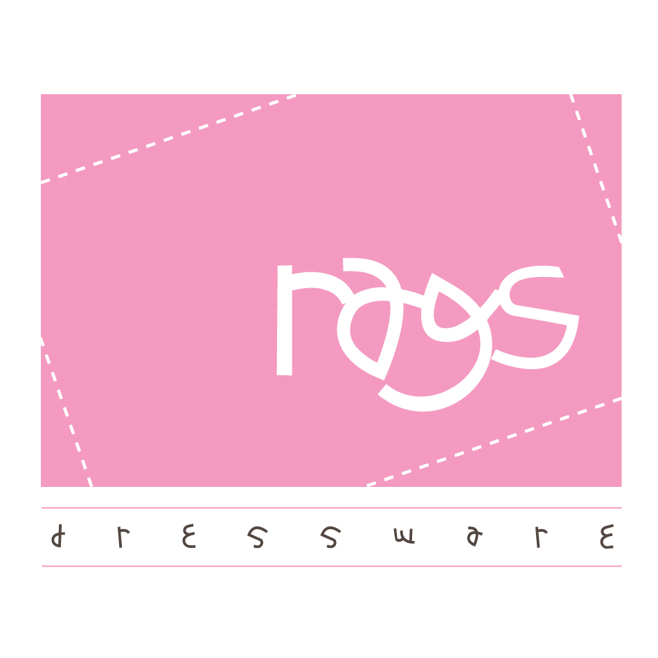Logo Design by trav - Entry No. 293 in the Logo Design Contest Ragz Dressware.