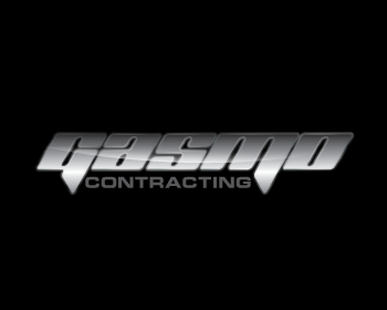 Logo Design by iclanproduction - Entry No. 11 in the Logo Design Contest Professional Logo Design for Gasmo Contracting.