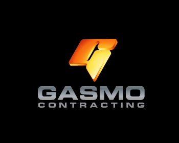 Logo Design by iclanproduction - Entry No. 12 in the Logo Design Contest Professional Logo Design for Gasmo Contracting.