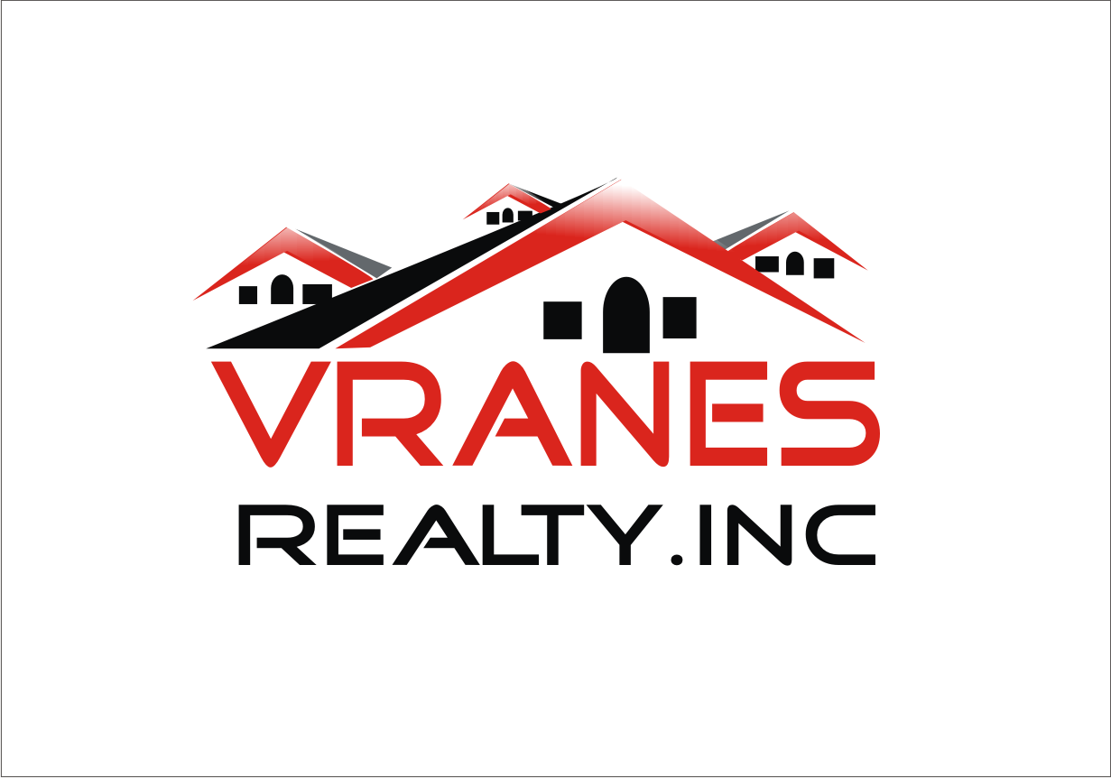 Logo Design by Rudsha - Entry No. 79 in the Logo Design Contest Logo Design Needed for Exciting New Company Vranes Realty Inc..