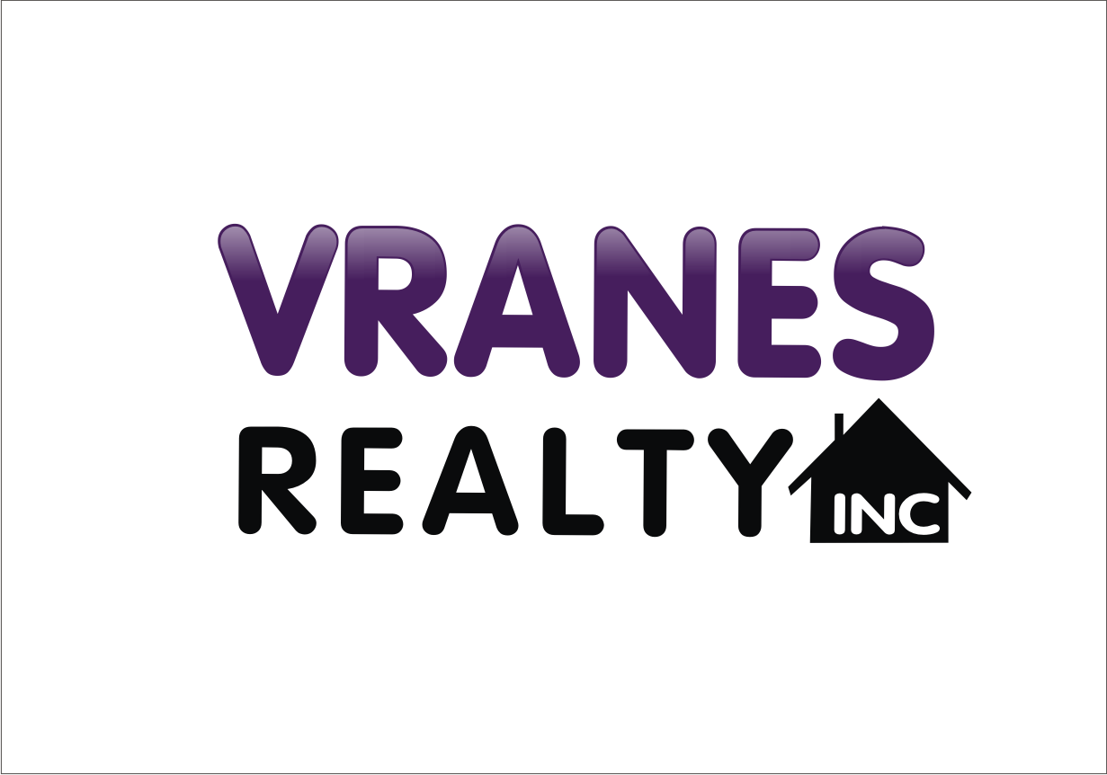 Logo Design by Rudsha - Entry No. 80 in the Logo Design Contest Logo Design Needed for Exciting New Company Vranes Realty Inc..