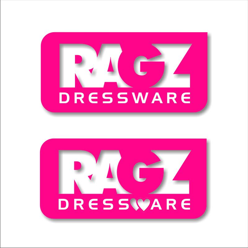 Logo Design by SquaredDesign - Entry No. 295 in the Logo Design Contest Ragz Dressware.