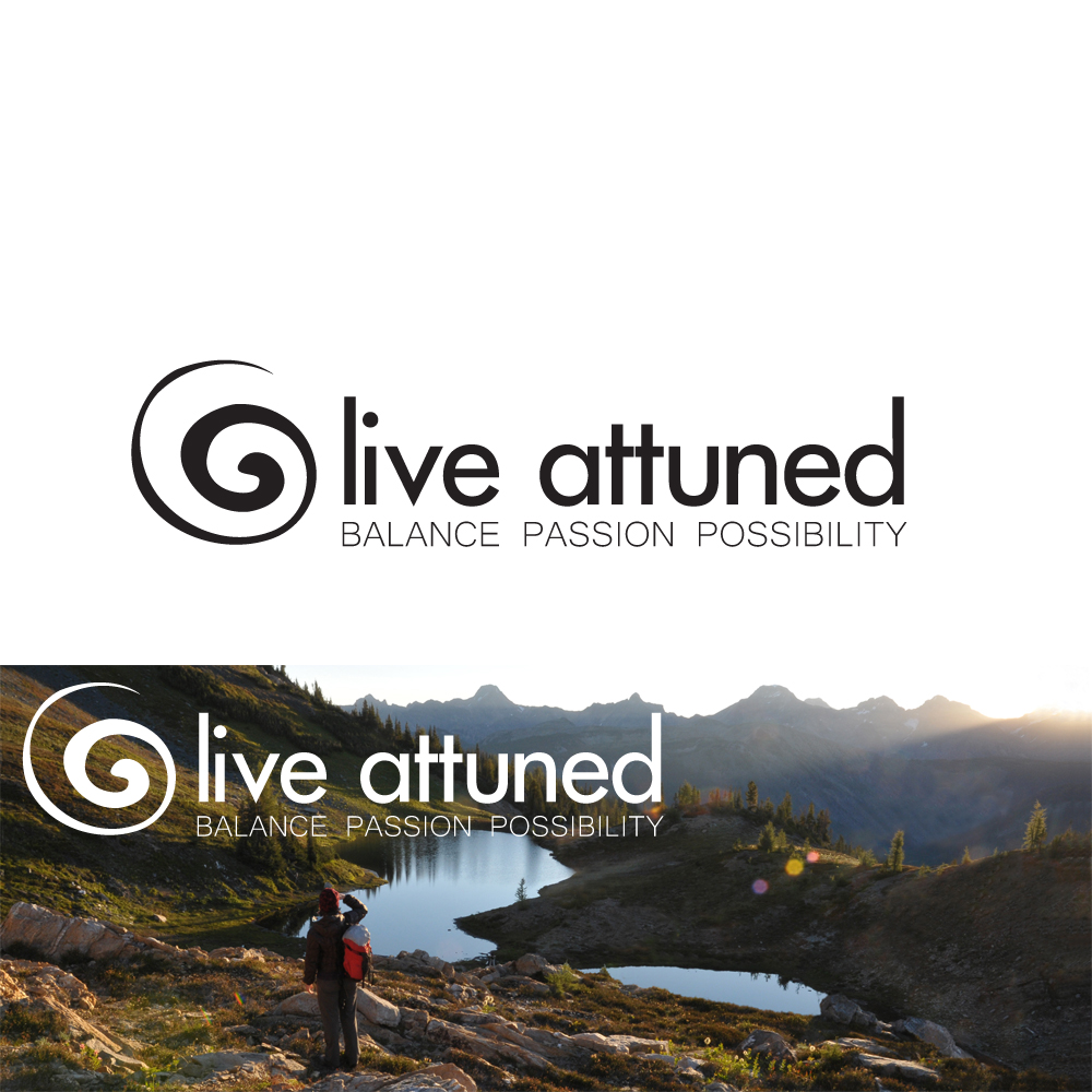 Logo Design by caseofdesign - Entry No. 66 in the Logo Design Contest New Logo Design for Live Attuned.